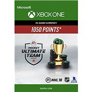 NHL 18 Ultimate Team NHL Points 1050 - Xbox One Digital - Herní doplněk