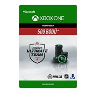 NHL 18 Ultimate Team NHL Points 500 - Xbox One Digital - Herní doplněk
