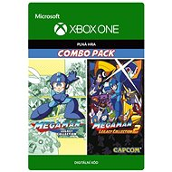 Mega Man Legacy Collection Bundle - Xbox One Digital - Hra pro konzoli