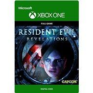 Resident Evil Revelations - Xbox One Digital - Hra pro konzoli