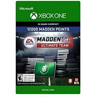 Madden NFL 18: MUT 12000 Madden Points Pack - Xbox One Digital - Herní doplněk