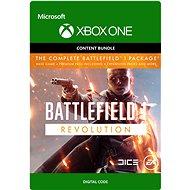 Battlefield 1: Revolution - Xbox One Digital - Hra pro konzoli