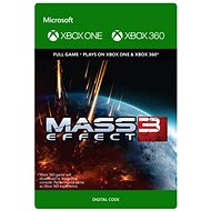 Mass Effect 3 - Xbox One Digital - Hra pro konzoli