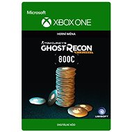 Tom Clancy's Ghost Recon Wildlands Currency pack 800 GR credits - Xbox One Digital - Herní doplněk