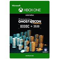 Tom Clancy's Ghost Recon Wildlands Currency pack 11530 GR credits - Xbox One Digital - Herní doplněk