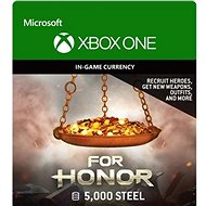 For Honor Currency pack 5000 Steel credits - Xbox One Digital - Herní doplněk