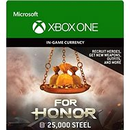 For Honor Currency pack 25000 Steel credits - Xbox One Digital - Herní doplněk