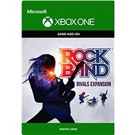 Rock Band Rivals Expansion - Xbox One Digital - Herní doplněk