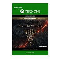Elder Scrolls Online: Morrowind: Upgrade - Xbox One Digital - Herní doplněk