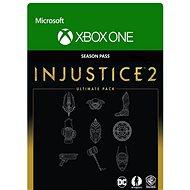 Injustice 2: Ultimate Pack - Xbox Digital - Herní doplněk