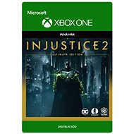 Injustice 2: Ultimate Edition - Xbox One Digital
