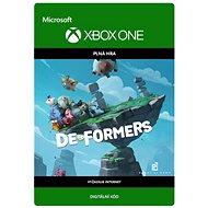 DeFormers - Xbox One Digital - Hra pro konzoli