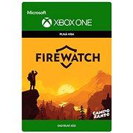 Firewatch - Xbox One Digital - Hra pro konzoli