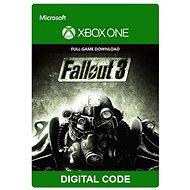 Fallout 3 - Xbox One Digital - Hra pro konzoli