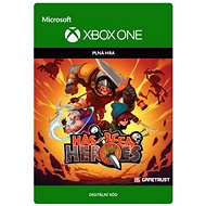 Has-Been Heroes - Xbox One Digital - Hra pro konzoli