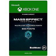 Mass Effect: Andromeda: Andromeda Points Pack 1 (500 PTS) - Xbox One Digital - Herní doplněk