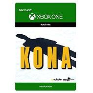 KONA - Xbox One Digital - Console Game