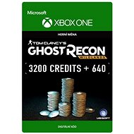 Tom Clancy's Ghost Recon Wildlands: Currency pack 3840 GR credits  - Xbox One Digital - Herní doplněk