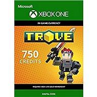 Trove: 750 Credits - Xbox One Digital - Herní doplněk