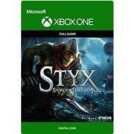 Styx: Shards of Darkness - Xbox One Digital - Hra pro konzoli