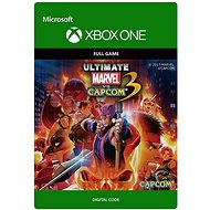 Ultimate Marvel vs Capcom 3 - Xbox One Digital - Hra pro konzoli