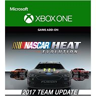 NASCAR Heat Evolution: 2017 Update - Xbox One Digital - Herní doplněk