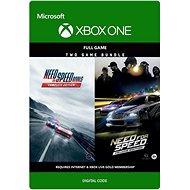 Need for Speed Deluxe Bundle - Xbox One Digital - Hra pro konzoli