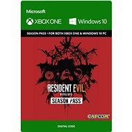 RESIDENT EVIL 7 biohazard: Season Pass  - (Play Anywhere) DIGITAL - Herní doplněk