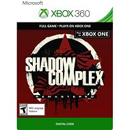 Shadow Complex - Xbox 360, Xbox One Digital - Hra pro konzoli