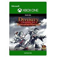 Divinity Original Sin: Enhanced Edition - Xbox One Digital - Hra pro konzoli