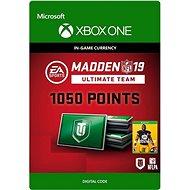 Madden NFL 19: MUT 1050 Madden Points Pack - Xbox One DIGITAL - Herní doplněk