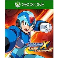 Mega Man X Legacy Collection 2 - Xbox One DIGITAL - Hra pro konzoli