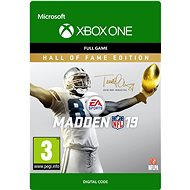 Madden NFL 19: Hall of Fame Edition - Xbox One DIGITAL - Hra pro konzoli