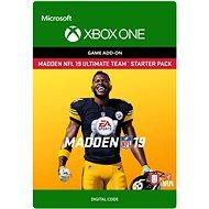 Madden NFL 19: Starter Pack - Xbox One DIGITAL - Herní doplněk