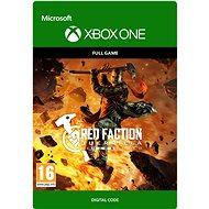 Red Faction Guerilla Re-MARS-tered - Xbox One DIGITAL - Hra pro konzoli
