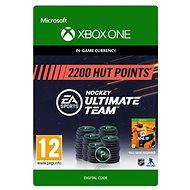 NHL 19 Ultimate Team NHL Points 2200 - Xbox One DIGITAL - Herní doplněk