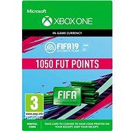 FIFA 19: ULTIMATE TEAM FIFA POINTS 1050 - Xbox One DIGITAL - Herní doplněk