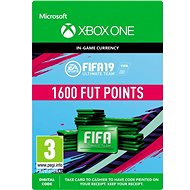 FIFA 19: ULTIMATE TEAM FIFA POINTS 1600 - Xbox One DIGITAL - Gaming Accessory