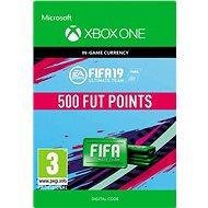 FIFA 19: ULTIMATE TEAM FIFA POINTS 500 - Xbox One DIGITAL - Herní doplněk