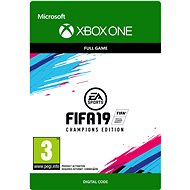 FIFA 19: CHAMPIONS EDITION - Xbox One DIGITAL - Hra pro konzoli