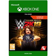 WWE 2K19: Digital Deluxe  - Xbox Digital - Hra na konzoli