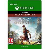 Assassin's Creed Odyssey: Deluxe Edition  - Xbox One DIGITAL - Hra pro konzoli