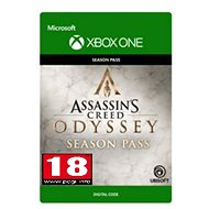 Assassin's Creed Odyssey: Season Pass  - Xbox One DIGITAL - Herní doplněk
