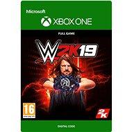 WWE 2K19  - Xbox One DIGITAL - Hra pro konzoli