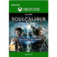 Soul Calibur VI: Deluxe Edition - Xbox One DIGITAL - Hra pro konzoli
