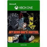 My Hero One's Justice  - Xbox One DIGITAL - Hra pro konzoli