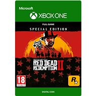 Red Dead Redemption 2 - Special Edition  - Xbox One DIGITAL - Hra pro konzoli