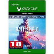 Battlefield V: Deluxe Edition Upgrade  - Xbox Digital - Herní doplněk