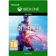 Battlefield V: Deluxe Edition  - Xbox One DIGITAL - Hra pro konzoli