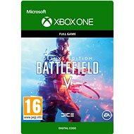 Battlefield V: Deluxe Edition - Xbox One DIGITAL - Hra pro konzoli